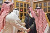 Suudi kral ,öldürülen gazeteci Khashoggi'nin ailesiyle buluştu