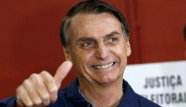 Bolsonaro ikinci tur oylamada cumhurbaşkanlığı kazanmaya hazırlanıyor