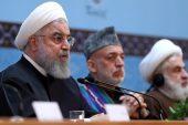 """İran'ın Ruhani'si İsrail'i """"kanserli bir tümör"""" ve """"sahte rejim"""" olarak adlandırıyor"""