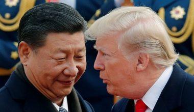 Trump Çin ile Anlaşmaya Gidiyor