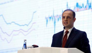 """Merkez Bankası, Türkiye'nin enflasyonunun """"yavaş yavaş ekonomik hedeflerle yakınlaşmasını"""" bekliyordu."""