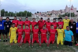 Türkiye Ampüte Finalde İstediğine Ulaşamadı