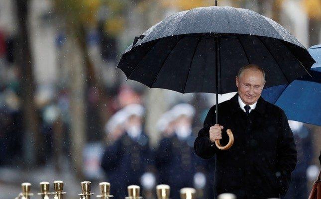Putin TurkStream bitirme törenine katılacak