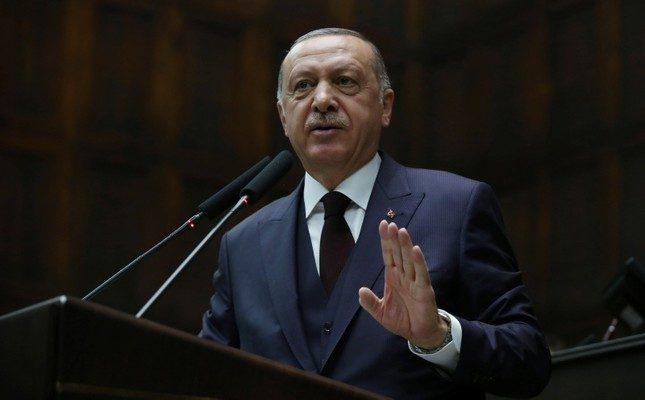 Erdoğan, dünyaya dengesizlik yapmayı amaçlayan İran'a yönelik yaptırımların yanlış olduğunu söyledi.