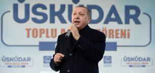 Erdoğan, Paris'teki kargaşadan sonra endişeyle şunları söyledi
