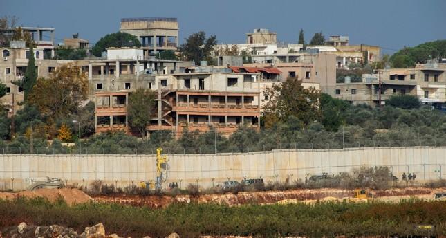 İsrail Lübnan sınırındaki Hizbullah tünellerini yok etmek için operasyon başlattı