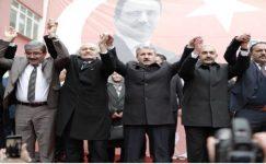 Şehit Muhsin Yazıcıoğlu'nun Emaneti , Dava Arkadaşı Doğan ÜRGÜP Sivas'tan Aday