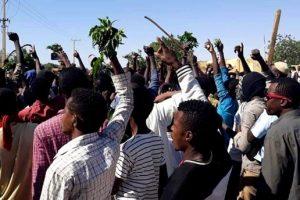Yetkili, ölümün Sudan protestolarında 24'e ulaştığını belirtti