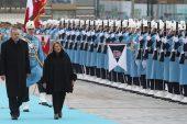 Cumhurbaşkanı Erdoğan, Malta mevkidaşı Preca Ankara'da toplandı