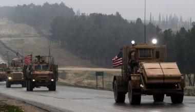Sınır Ötesi Operasyon İçin ABD ve Rusya ile Anlaşma