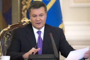 Ukrayna mahkemesi eski Cumhurbaşkanı Yanukoviç'i ihanetten 13 yıla mahkum etti