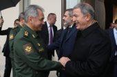 Rusya Savunma Bakanı Shoigu, Suriye görüşmeleri için Türkiye'yi ziyaret edecek