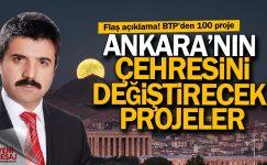 BTP'den Ankara İçin 100 Proje