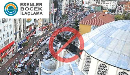İstanbul Esenler Böcek İlaçlama