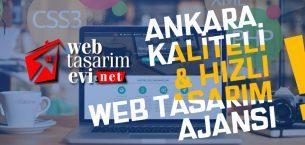 Web Tasarım Evi Kaliteli ve Hızlı Hizmet Sunuyor