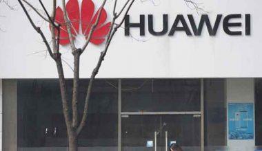 ABD ve Çin, teknoloji savaşı yoğunlaştıkça Huawei'yi Vurdu