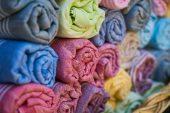 Rengarenk Kumaş Seçenekleri