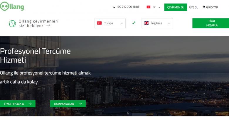 Çevrimiçi Çevirilerde En Uzman Kadro