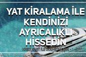 İstanbul Boğazı Yat Turu