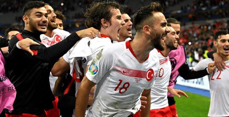 Türkiye 3. Torbadan Euro 2020 Kuralarına Katılacak
