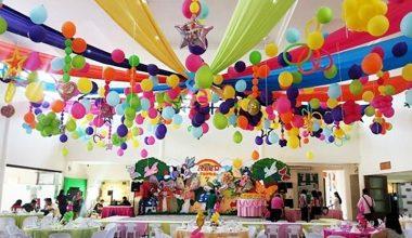 Doğum Günü Kutlama Partisi