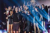 Lucifer Michaelson Batum'da Top Modellerle Konser Verdi!