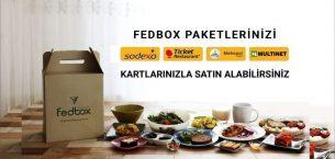 Eve Diyet Yemek Servisi En Çok Tercih Edilen Fedbox Oldu