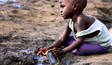 Afrika'da Su Kuyusu Bağışı