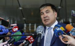 Gürcistan ve Ukrayna arasında Saakaşvili randevusu yüzünden gerginlik arttı