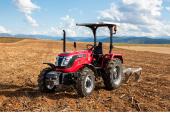 Zorlu Arazilerdeki Ağır İşlerin Ustası: Solis Traktör
